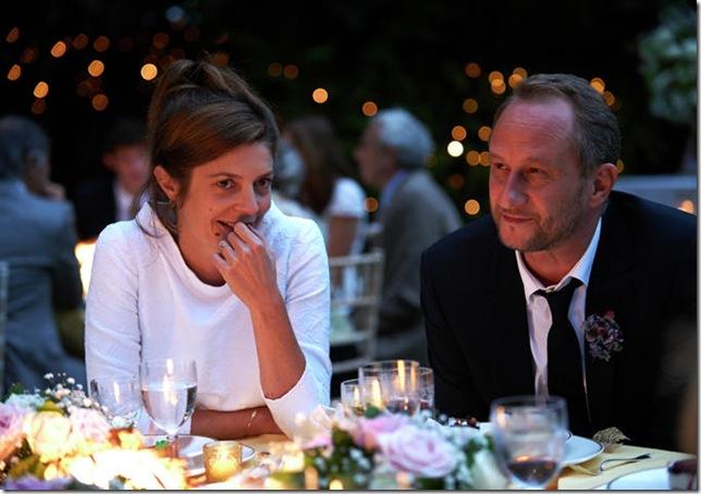 "Chiara Mastroianni and Benoît Poelvoorde in ""Three Hearts."" (Photo courtesy Cohen Media Group)"