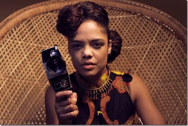 "Tessa Thompson in ""Dear White People."" (2014)"