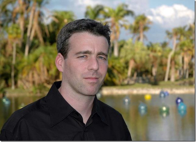 Michael Grunwald. (Photo by David Whitman)