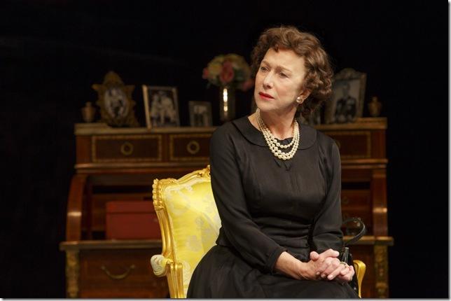 """Helen Mirren in """"The Audience."""""""
