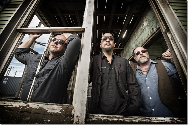 The Pixies, who play May 3.