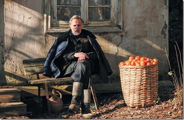 "Lembit Ulfsak in ""Tangerines."""