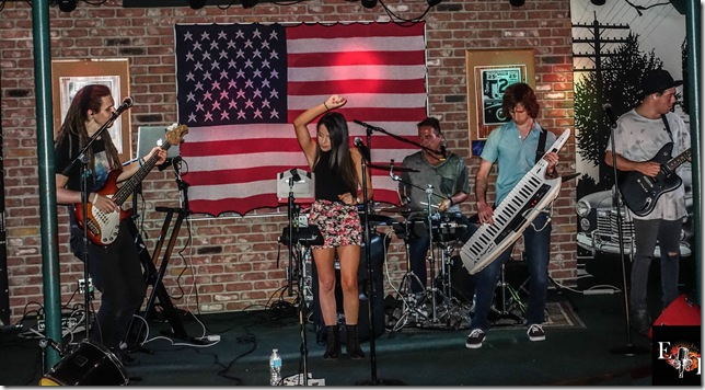 Wonderama at the Bamboo Room on Aug. 20. (Photo by Isaac Rodriguez / Entertainment Images)