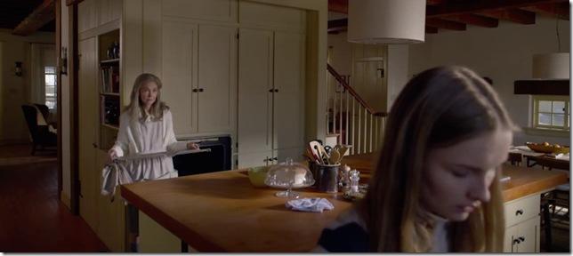 "Deanna Dunagan and Olivia De Jonge in ""The Visit."""