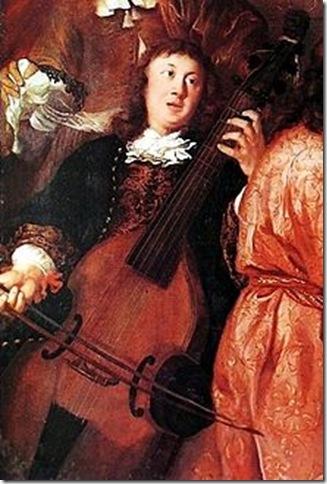 Dietrich Buxtehude (1637-1707).