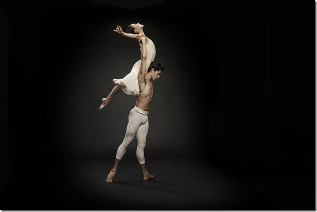 Patricia Delgado and Jovani Furlan in Miami City Ballet's