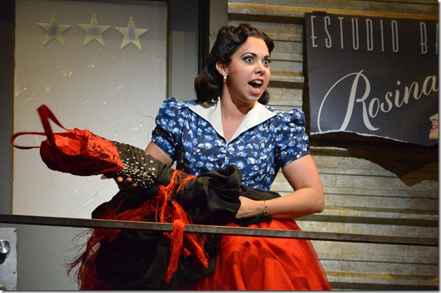"Eliza Bonet in ""The Barber of Seville"" at Florida Grand Opera. (Photo by Brittany Mazzurco Muscato)"