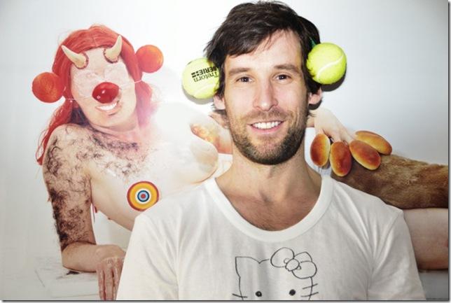 Olaf Breuning will exhibit at Public.