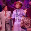 You're looking swell, Lee Roy: 'Dolly' in drag is a triumph
