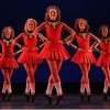 Trinity Irish Dance: A bit over the top, but hard to resist