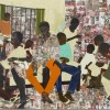 Young Nigerian artist explores dualities in Norton show