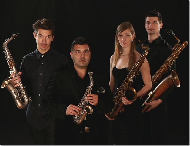 The Mana Quartet.