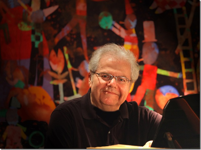 Emanuel Ax. (Photo by Maurice Jerry Beznos)