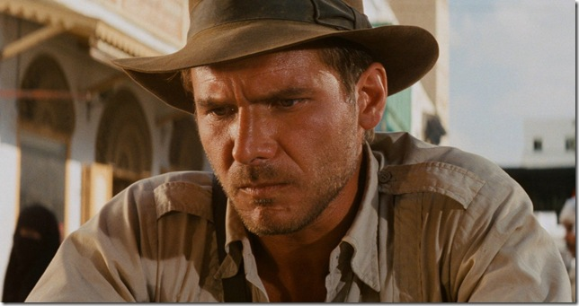 "Harrison Ford in ""Raiders of the Lost Ark."" (1981)"