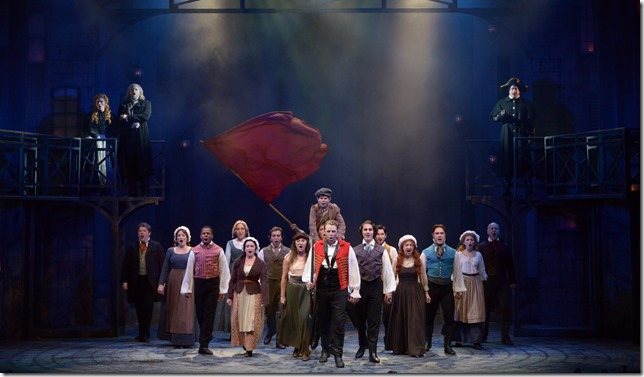 1 - Les Miserables at the Maltz Jupiter Theatre