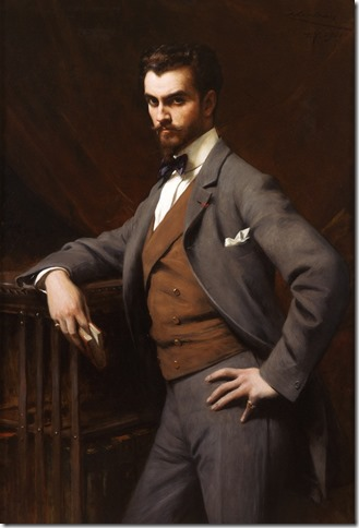 James Hazen Hyde (1901), by Theobald Chartran.