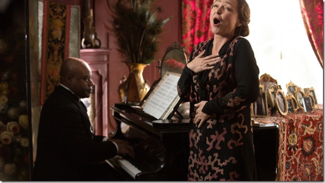 """Catherine Frot in """"Marguerite."""""""