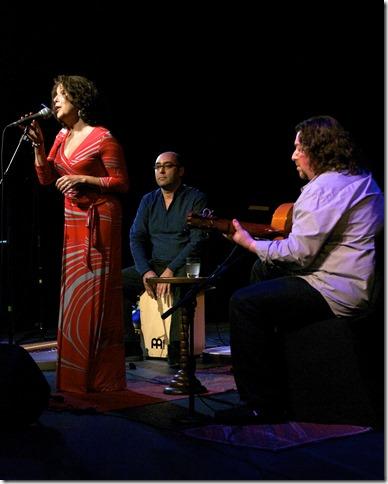 Susana Behar, Reza Filsoofi and Jose Luis Rodriguez.