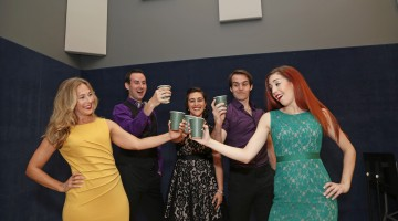 Even the revue is beautiful: Songs of Kander and Ebb at the Rinker