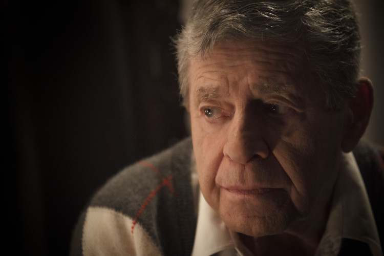 Director pulls Jerry Lewis out of retirement for tender 'Max Rose'