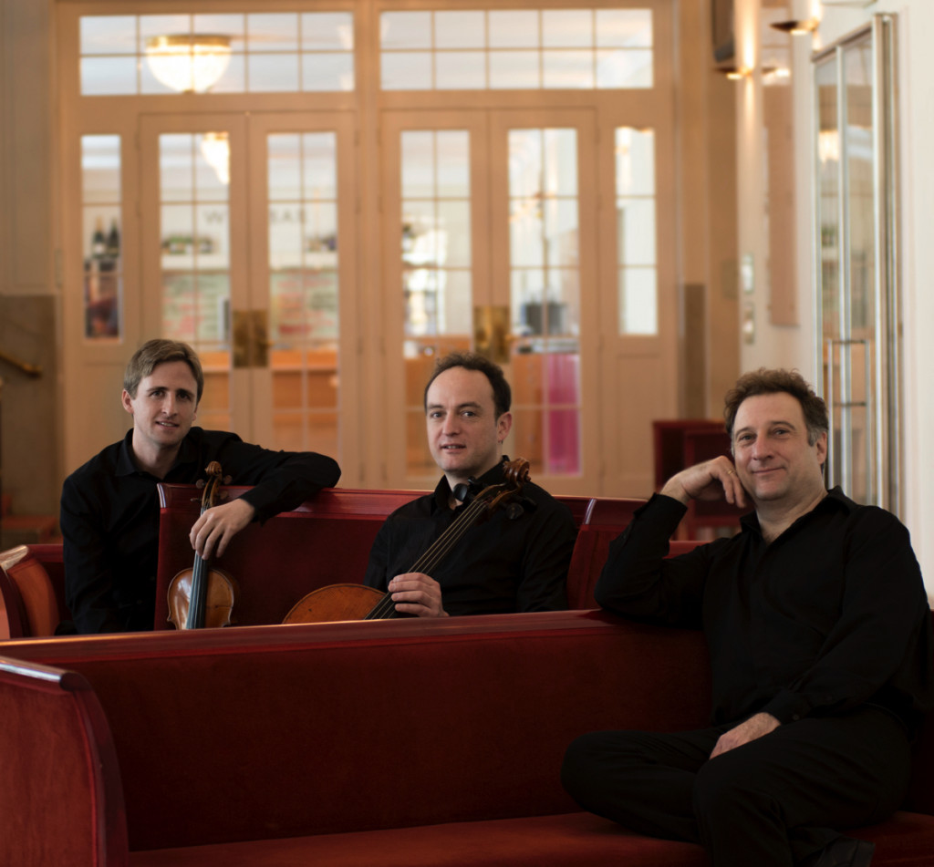 The Vienna Piano Trio.