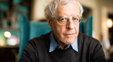 Charles Simic's happy obsession with writing poetry