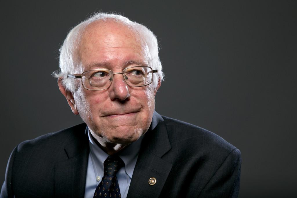 U.S. Sen. Bernie Sanders.