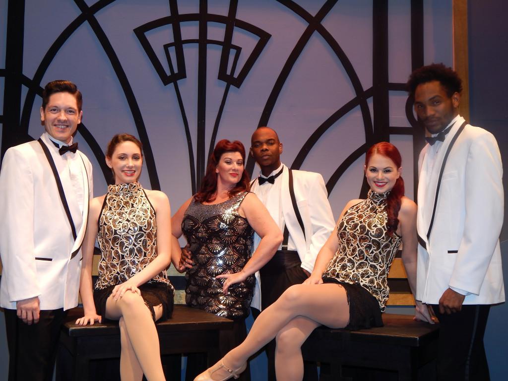 Stage Door's 'Swing' is its best jukebox show yet
