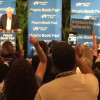Sanders tells Miami Book Fair crowd to keep fighting
