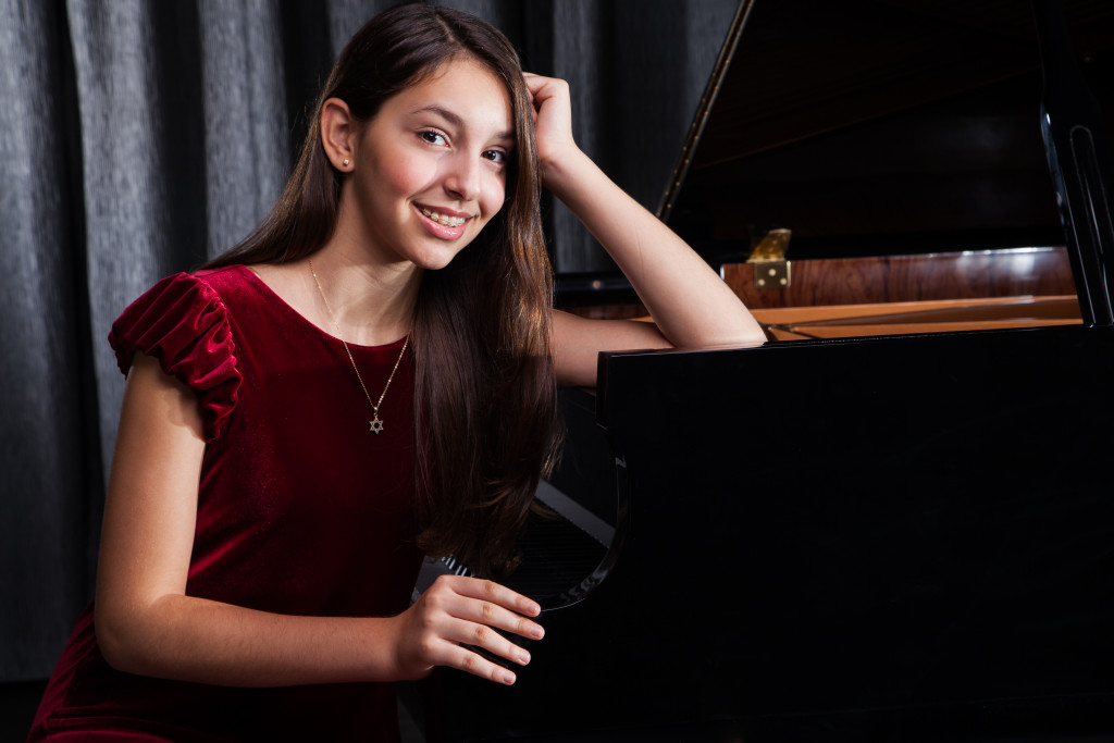 The 14-year-old Mexican pianist Daniela Liebman will perform March 5 at the Festival of the Arts Boca.