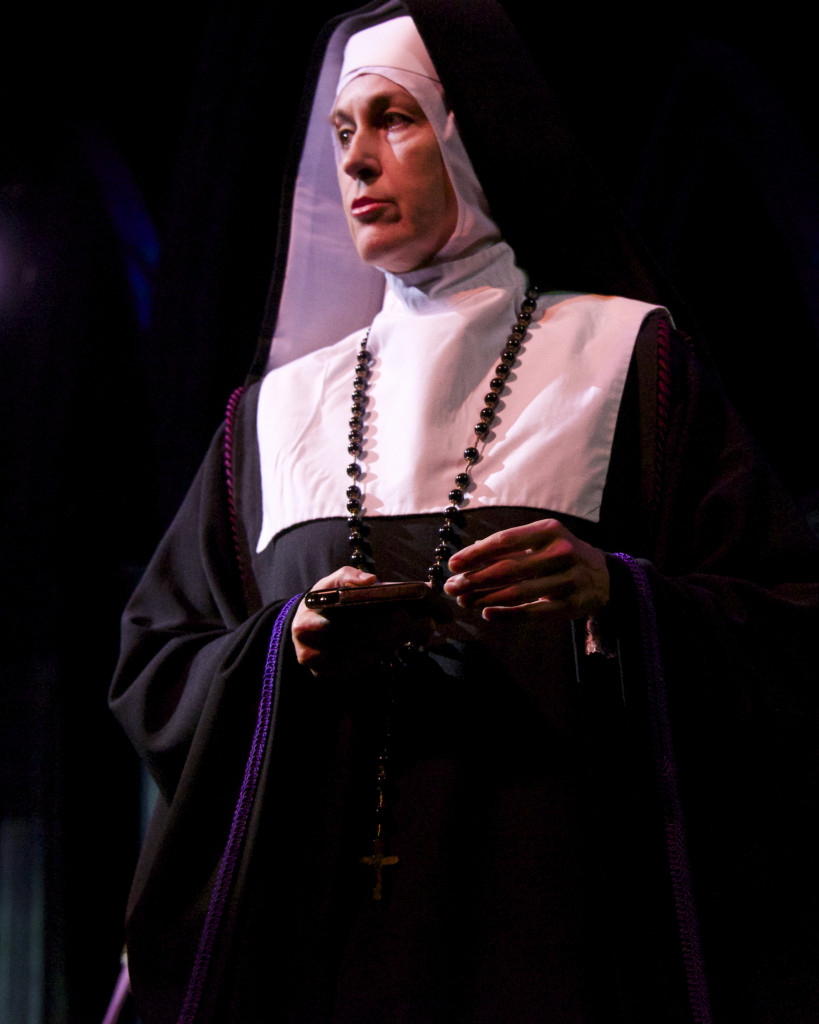 Danette Cuming in Sister Act. (Photo by Amy Pasquantonio)