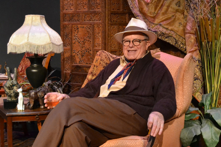 At Dramaworks, Donohoe finds depth in Capote's cattiness