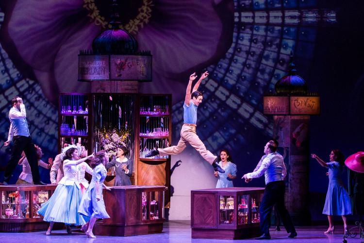'American in Paris': Iconic score, film reimagined for Broadway