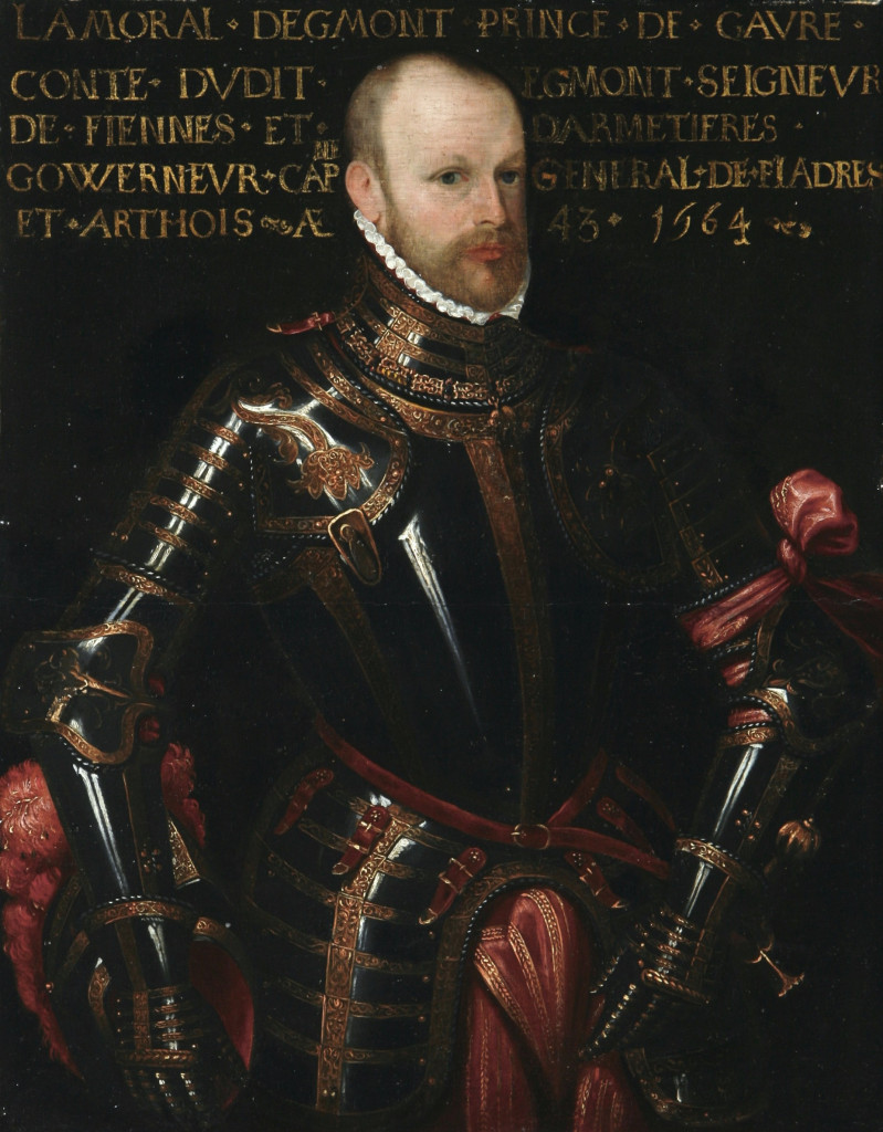 Lamoral, Count of Egmont (1522-1568).