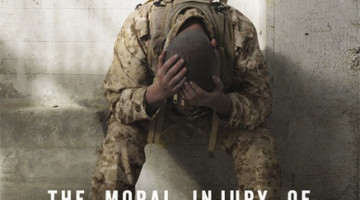 Book argues U.S. leaves its soldiers unprepared for war's moral questions