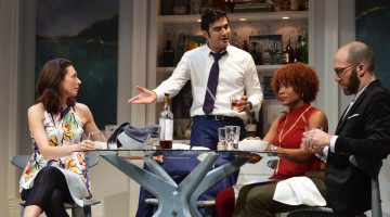 Searing 'Disgraced' a triumph at the Maltz