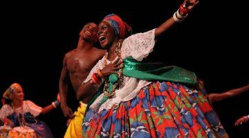 Audience samba is joyful postscript to energetic Brazilian dance show