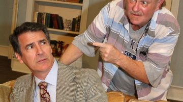 Community theater: 'Odd Couple' still works at Delray Playhouse