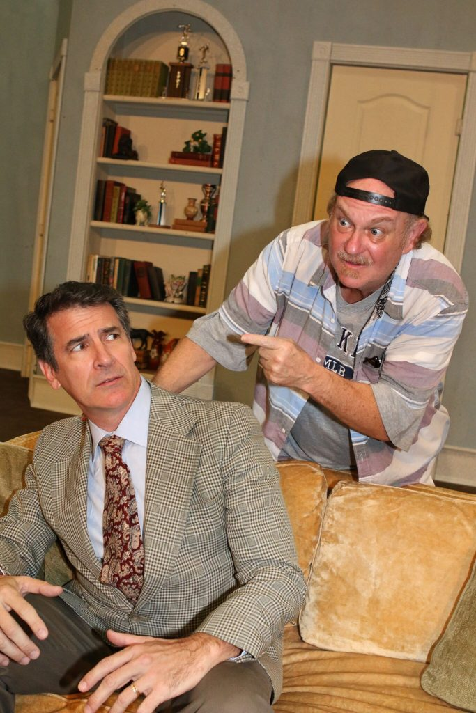 Community theater: 'Odd Couple' still works at Delray ...