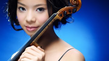 Violinist Sirena Huang wins first Oliveira Competition