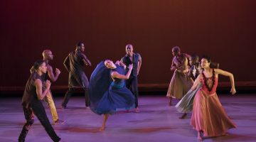 'Revelations' still best thing about Ailey show