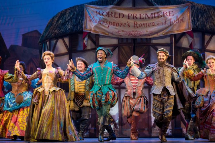 'Something Rotten!' an amusing antidote to Bardolatry