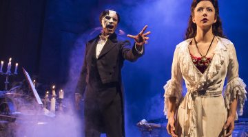 New-look 'Phantom' a mixed bag, but singing is splendid