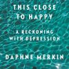 Author tells compelling story of struggle with depression