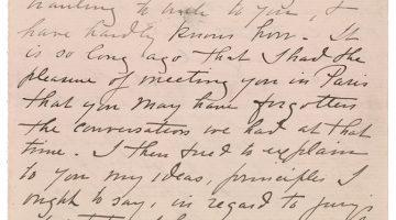The art of the epistle: Meta-text at the Norton