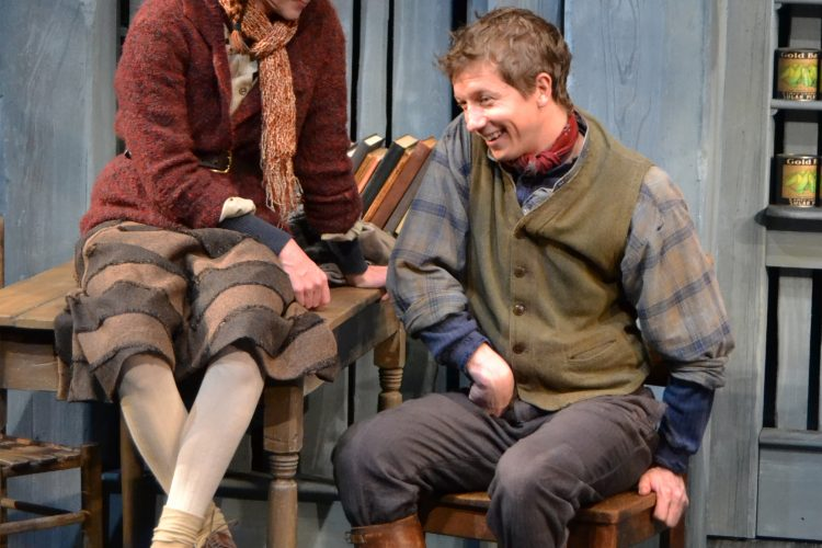 'Cripple of Inishmaan' leavens bleakness with dark humor