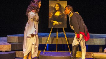 'Finding Mona Lisa' a wry look at the power of art