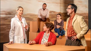 'Informed Consent' nimbly explores intersection of science and ethics