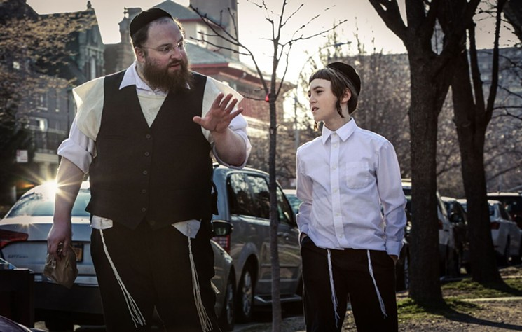 Documentary-style approach helps 'Menashe' connect