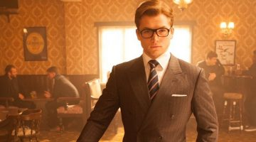 Bloated 'Kingsman' retread hits highest point with its villain